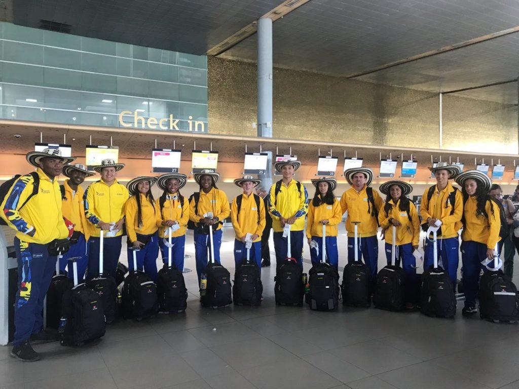 Siete representantes Valle Oro Puro en los XXIV Juegos Escolares Sudamericanos 2018