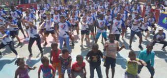 Los 'Súper Vallecaucanos' se tomaron la Comuna 13 de Cali