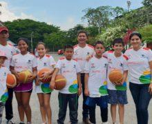 Los Semilleros Deportivos para la Paz despidieron el año con festivales recreativos