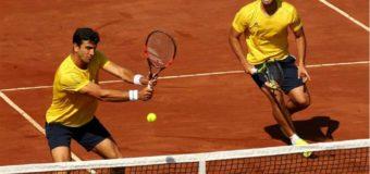 Vallecaucanos Cabal y Farah lideran nómina de Colombia para el duelo ante Suecia por Copa Davis