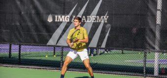 El vallecaucano Nicolás Mejía quedó a un paso de su segunda final en torneos profesionales