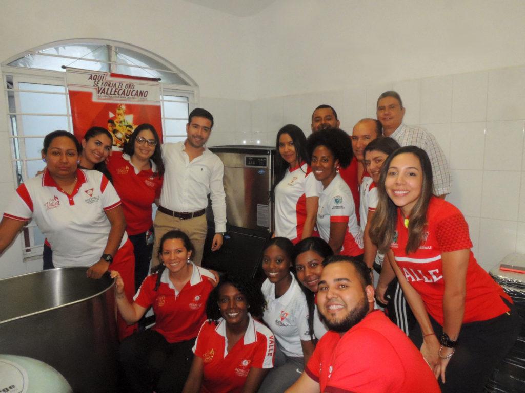 Centro de Medicina Deportiva de Indervalle, cuenta con nuevo equipamiento en al área de fisioterapia