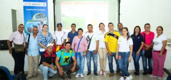 Las auditorias visibles de Indervalle, llegaron al municipio de Trujillo con nuevas obras de infraestructura deportiva
