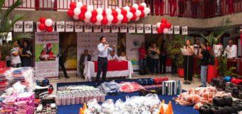 Gerente de Indervalle entregó implementación a deportistas de la región
