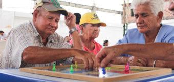 Los adultos mayores del Valle, seguirán contando con espacios lúdicos para ocupar su tiempo libre