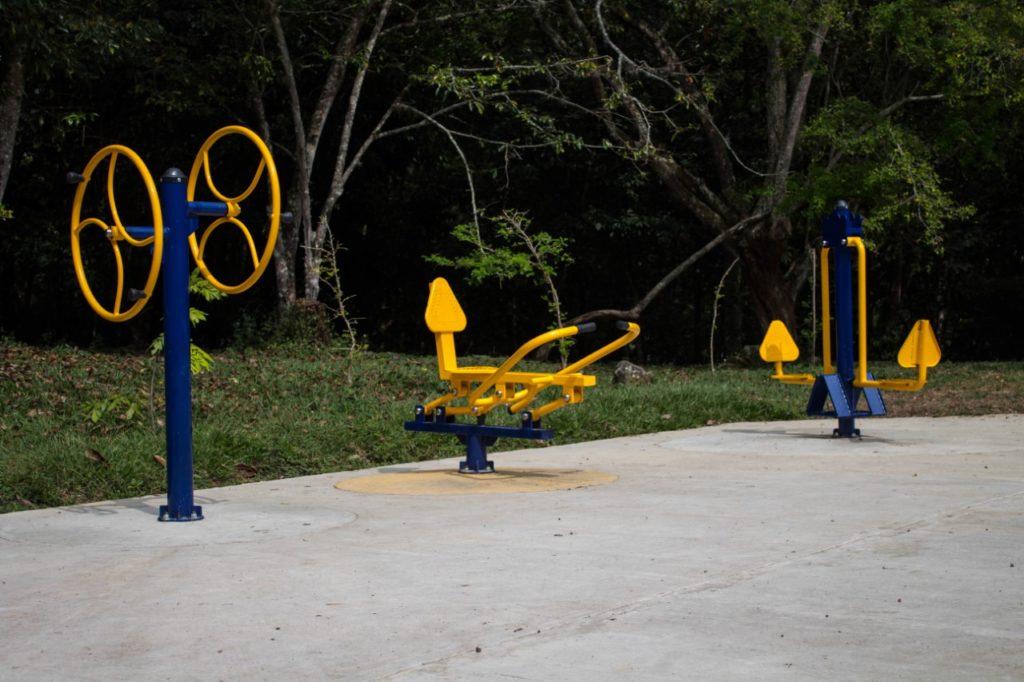 Ecoparque departamental Río Pance en Cali, cuenta con nuevos espacios deportivos y biosaludables