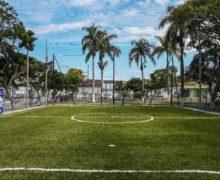 Indervalle entregó nueva cancha sintética, en el municipio de La Victoria