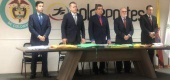 Eje Cafetero y el Valle del Cauca sustentaron su candidatura a Juegos Nacionales 2023