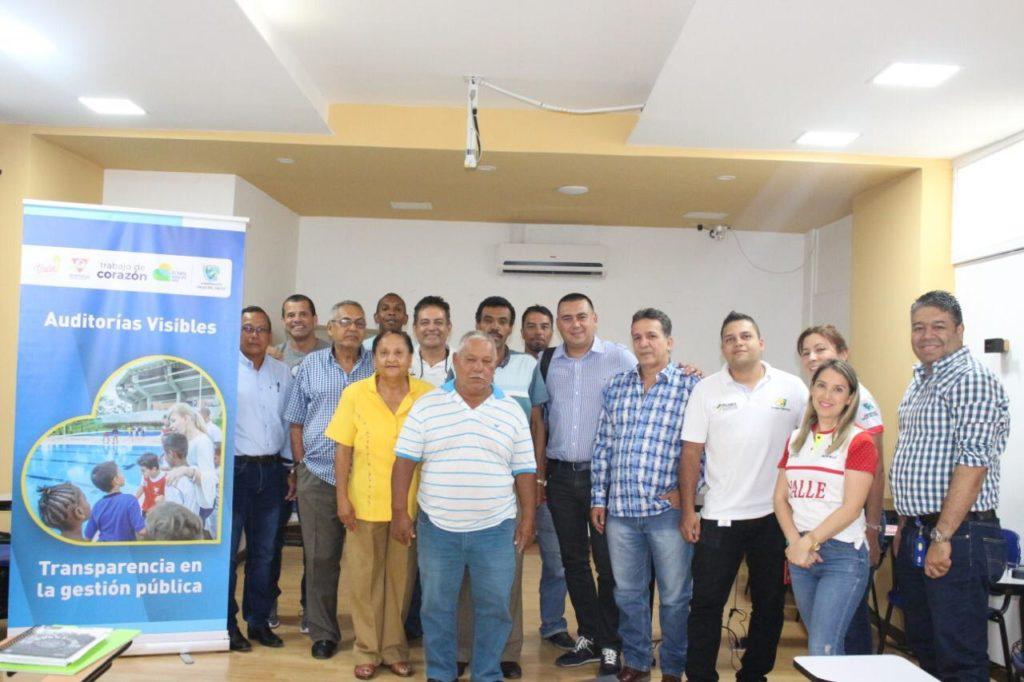 Indervalle realizó segunda auditoría visible de seguimiento de obras, en el municipio de Palmira