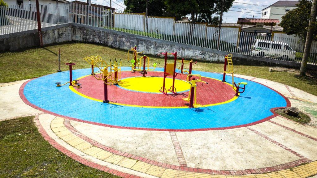 Habitantes del municipio de Alcalá, disfrutan de dos nuevas obras de infraestructura deportiva