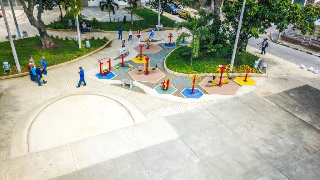 Con el apoyo de la Gobernación del Valle, el parque La Ventura renace en la milagrosa Buga