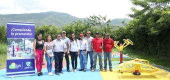 Más espacios para el deporte y la recreación, son entregados en el Valle del Cauca