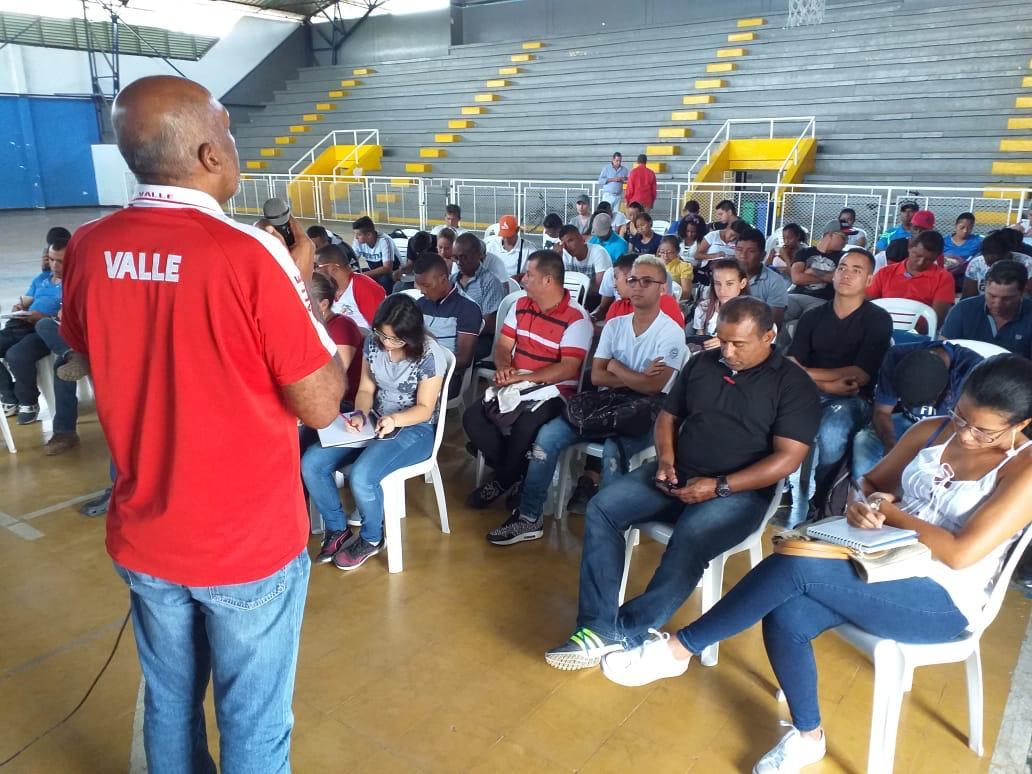 Indervalle capacita a comunidad LGTBI en Legislación y Administración Deportiva