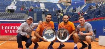 Tenistas vallecaucanos Roberth Farah y Juan Sebastián Cabal, completan 12 títulos ATP
