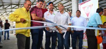 Gobernadora del Valle, entregó 5 nuevas obras de infraestructura deportiva en Bugalagrande, Buga y Guacarí