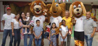 """""""Mis derechos son Oro Puro"""", la actividad lúdica con la que Indervalle celebró el mes de la niñez"""
