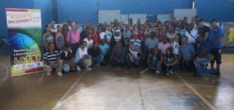 Indervalle sigue capacitando en 'Legislación y Organización Deportiva', a dirigentes deportivos y comunidad LGTBI