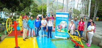 Hasta el corregimiento El Naranjal, llegaron las obras de infraestructura deportiva de la Gobernación del Valle e Indervalle