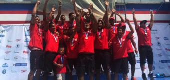 El polo acuático del Valle Oro Puro, dominó Campeonato Nacional en Cali