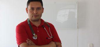 Fabio Usaquén, un profesional de la medicina deportiva, detrás de los títulos deportivos del Valle