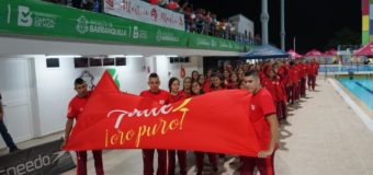 Por tercer año consecutivo, Valle Oro Puro es campeón nacional de natación carreras