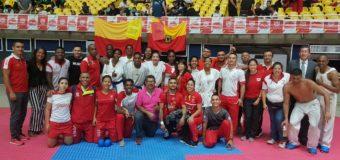 Valle Oro Puro, campeón de karate en el último clasificatorio a Juegos Nacionales 2019