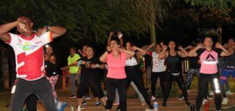 En Indervalle se sigue trabajando con actividad física para todos