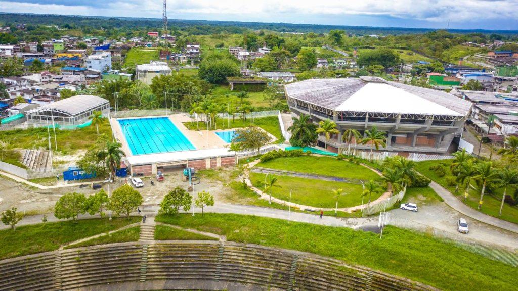 Los escenarios deportivos de Buenaventura están listos para recibir los Juegos Departamentales y Paradepartamentales 2019