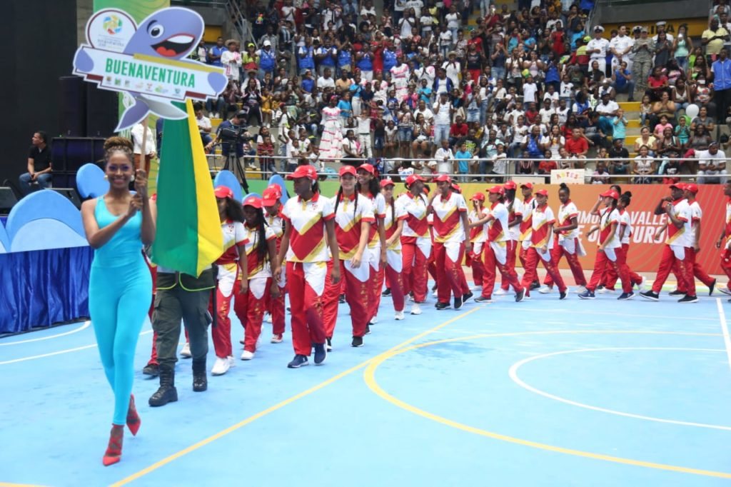 Buenaventura inauguró los Juegos Departamentales y Paradepartamentales 2019