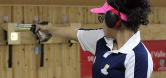 Juliana Pérez apunta con certeza y se convierte en la chica dorada del tiro deportivo