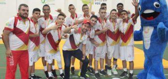Cartago y Cali los campeones del baloncesto en los Juegos Departamentales 2019