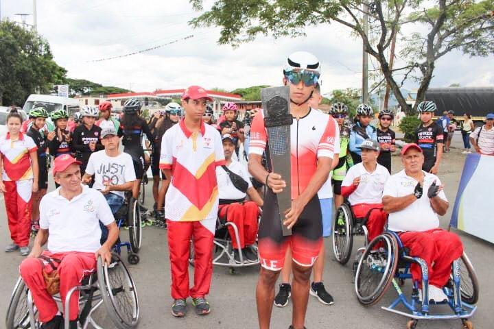 Se encendió el fuego de los XXIII Juegos Departamentales y V Paradepartamentales Buenaventura 2019