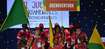 A ritmo de música del pacifico se inauguran este 14 de julio los Juegos Departamentales y Paradepartamentales Buenaventura 2019