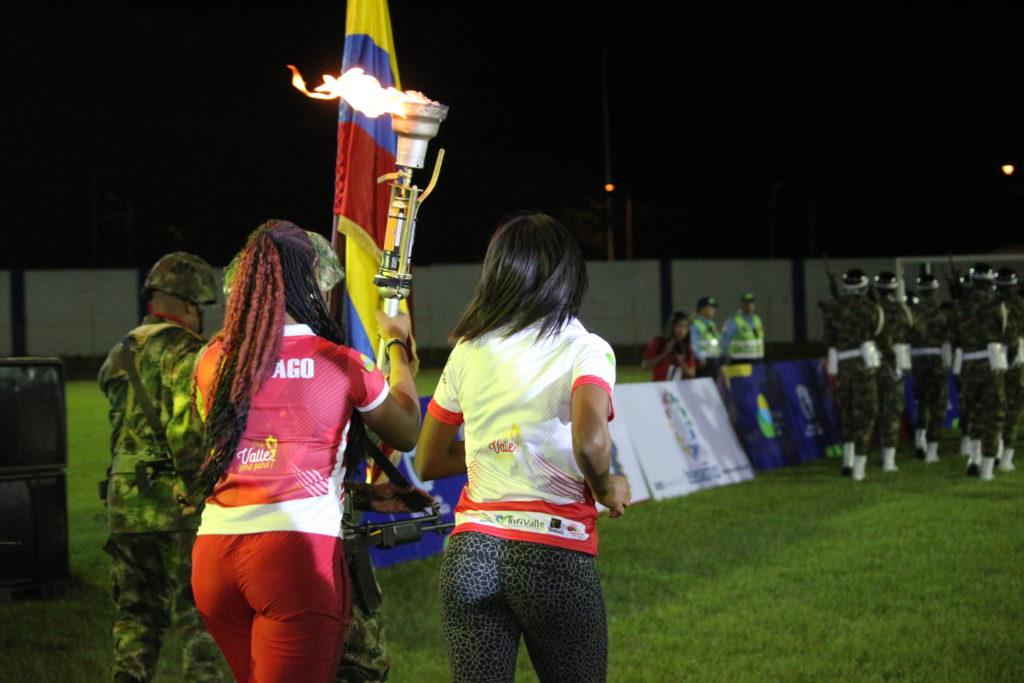 En el norte y centro del Valle del Cauca, inicia recorrido el fuego deportivo de los Juegos Departamentales 2019