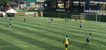 El fútbol 7 PC deja sus huellas en la cancha de la Independencia