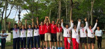 La delegación de Palmira recibió su primer oro en el tiro deportivo de los Juegos Departamentales 2019