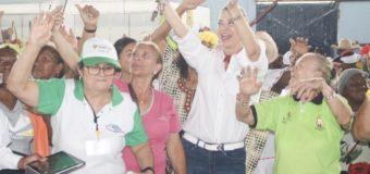 """Adultos mayores del Valle, vivieron la final del XX Encuentro Departamental """"Nuevo Comienzo, Otro Motivo para Vivir 2019"""