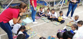"""Con psicología el programa """"Psicomotricidad"""" afianza el desarrollo integral de los niños vallecaucanos"""