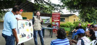 El corregimiento de Campoalegre en Andalucía, contará con un gimnasio biosaludable al aire libre