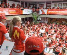 La Preselección Valle rumbo a Juegos Nacionales y Paranacionales 2019 fue presentada oficialmente