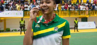 Jazmín Vergara, una bonaverense forja su historia deportiva en el voleibol