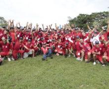 Campistas del Valle del Cauca participaron en el XXXVIII Campamento Juvenil 2019 en La Guajira