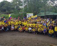 Cientos de caleños disfrutaron de la cuarta versión de la Caminata 5K por la Salud