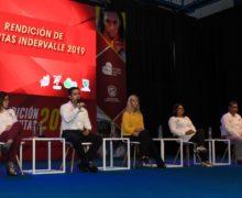 Con un gran balance, Indervalle rindió cuentas a su comunidad