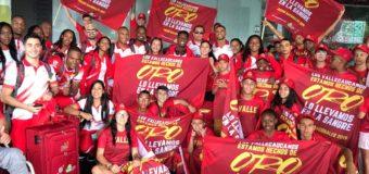 El Valle Oro Puro llegó a Cartagena con sus primeras delegaciones para Juegos Nacionales