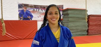 Erika Lasso, la nueva promesa dorada del judo vallecaucano