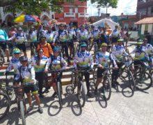 Los paisajes del Valle del Cauca y del Quindío despidieron el programa Rutas por la paz, con más de 2000 participantes