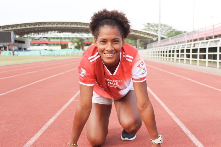 Los Juegos Nacionales Bolívar 2019 y los Olímpicos de Tokio 2020, la principal motivación de la atleta Valeria Araujo