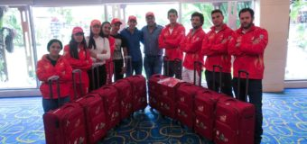 El equipo de tenis del Valle entrará en acción en Juegos Nacionales el 17 de noviembre