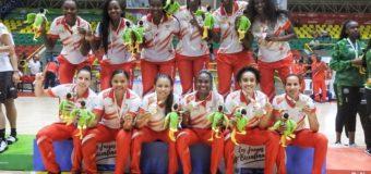 Invictas y campeonas, el baloncesto femenino del Valle se queda con el oro en Juegos Nacionales
